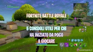 fortnite consigli battle royale