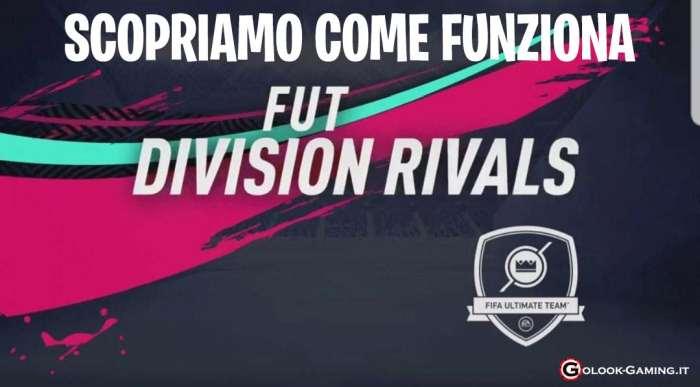 fut division rivals come funziona