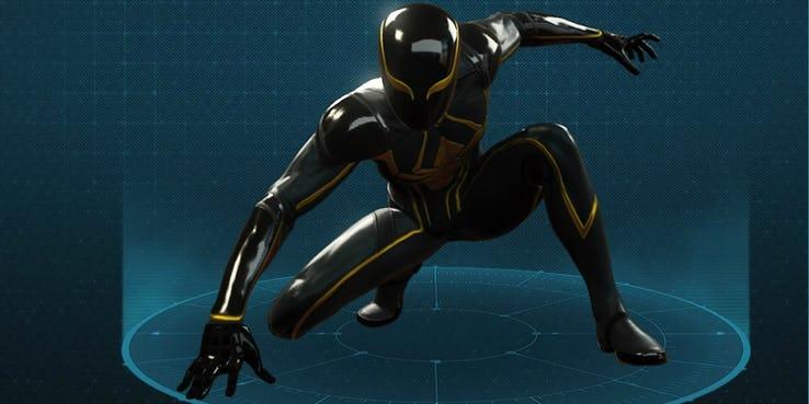 Spider Armor – MK II Suit