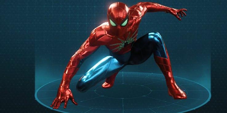 Spider Armor – MK IV Suit