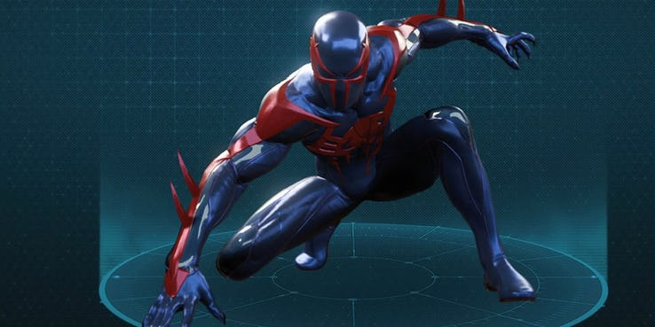 Spider-Man 2099 Black Suit