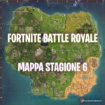 Fortnite Battle Royale Mappa Stagione 6