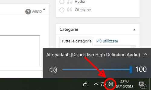 audio fortnite non funziona