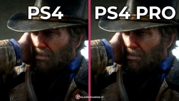 PS4 vs PS4 Pro