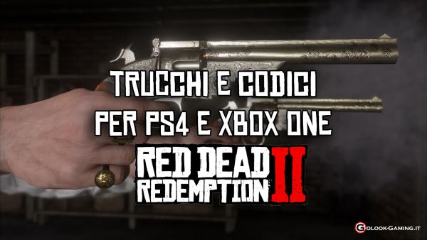 trucchi red dead redemption 2