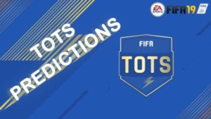 fifa 19 tots prediction