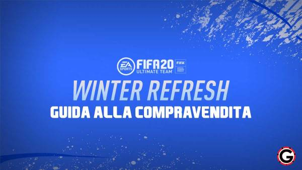 fifa 20 winter refresh compravendita